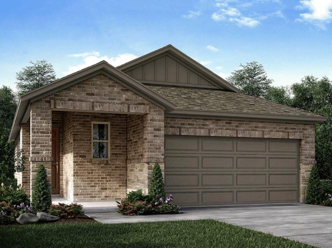 MorningStar Americana Section Home Design