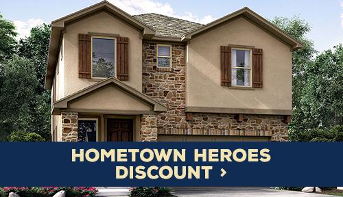Meritage Homes - Homebilder at MorningStar in Gorgetown, TX